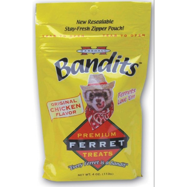 Bandits Ferret Treats / Flavor (Chicken) Best Price