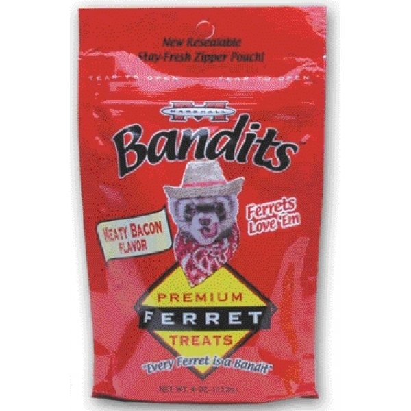 Bandits Ferret Treats / Flavor (Beef Bacon) Best Price