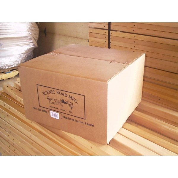 Wheelbarrow parts box / Model (SR-10-2) Best Price