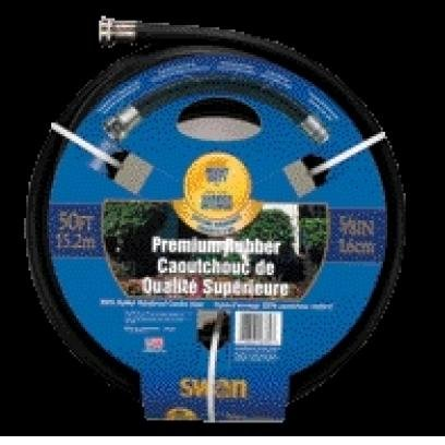 Premium Rubber Garden Hose / Size (50 ft.) Best Price