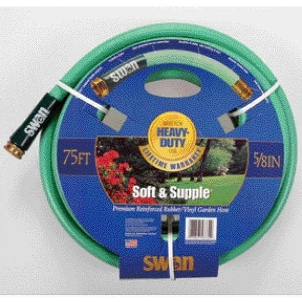 Swan Hose Soft and Supple Garden Hose / Length (5/8 in. 75 feet) Best Price