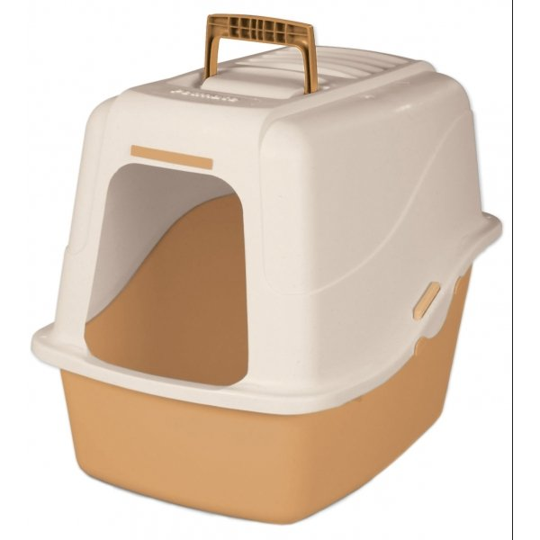 Basic Hooded Litter Box Set / Size (Large) Best Price
