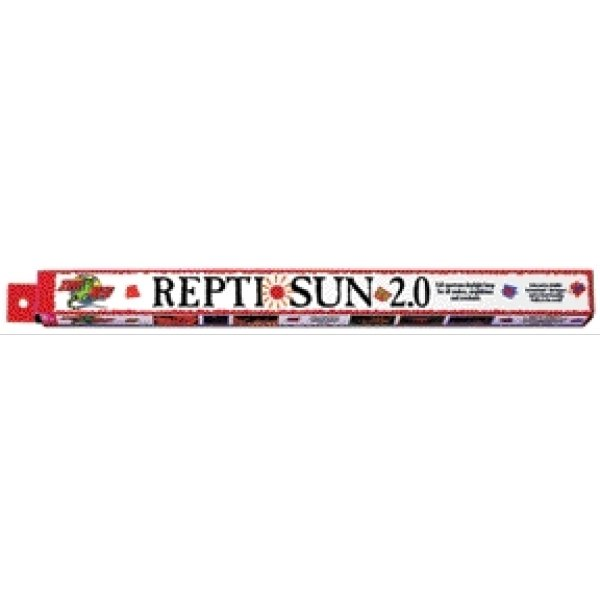 ReptiSun 2.0 Fluorescent Bulb / Size (24 in.) Best Price