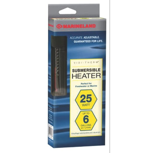 Visi-Therm Deluxe Aquarium Heater / Size (25 Watt) Best Price