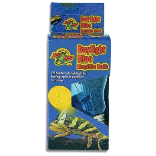 Daylight Blue Reptile Bulb / Watts (40) Best Price