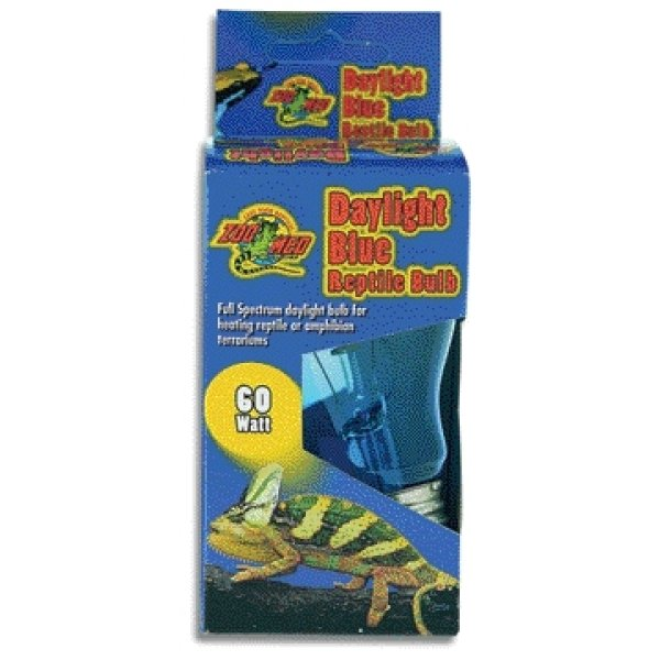 Daylight Blue Reptile Bulb / Watts (60) Best Price