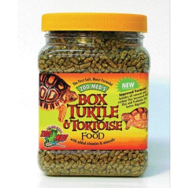 Box Turtle / Turtoise Food / Size (10 oz.) Best Price