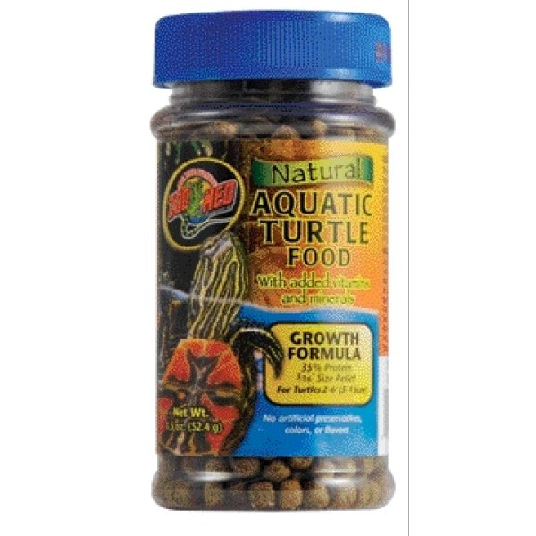 Aquatic Turtle Food Growth Formula / Size (1.85 oz.) Best Price