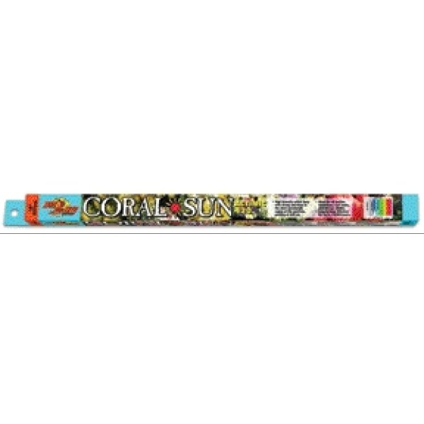 Coral Sun Actinic 420 Coral Bulb / Size (18 in.) Best Price