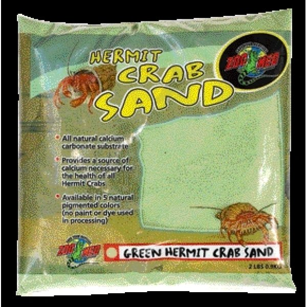 Hermit Crab Sand / Color (Green) Best Price