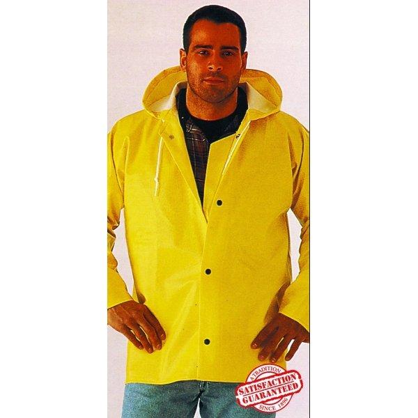 Webdri PVC Jacket with Hood / Size (Medium) Best Price