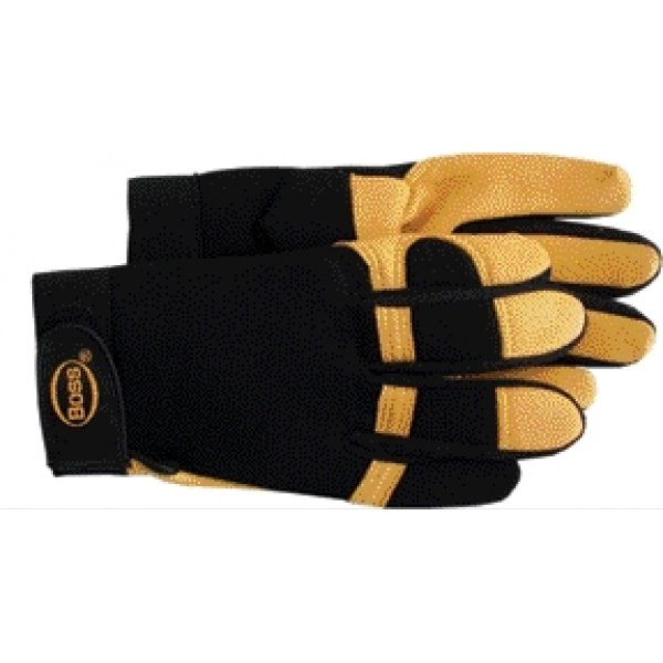 Deerskin Boss Guard Gloves for Men / Size (L) Best Price