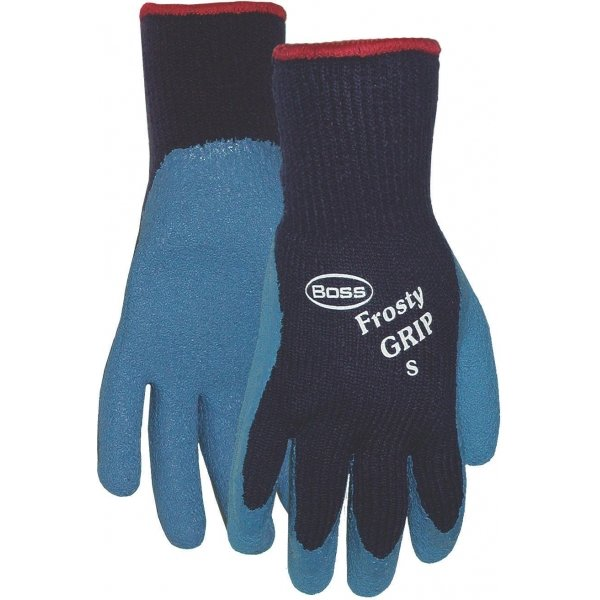 Frosty Grip Insulated Rubber Gloves for Men / Size (Medium) Best Price