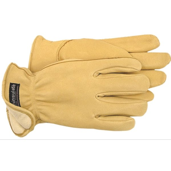 Grain Deerskin Glove with Thinsulate for Men / Size (Small) Best Price