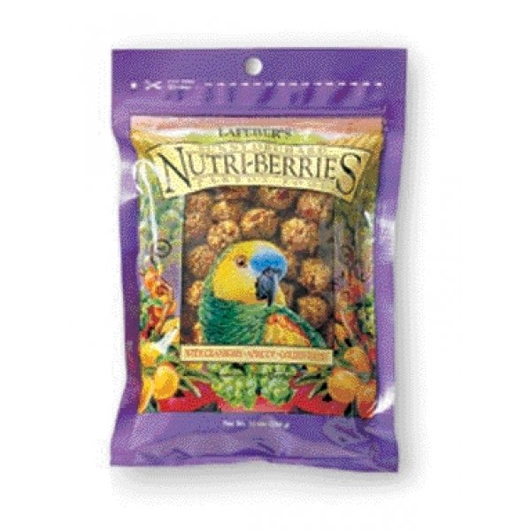 Sunny Orchard Nutri Berries For Parrots / Size 3 Lb