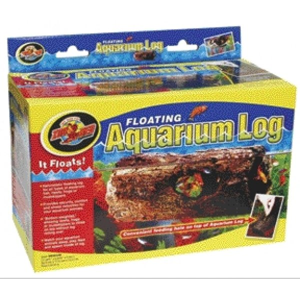 Floating Aquarium Log / Size (Medium) Best Price