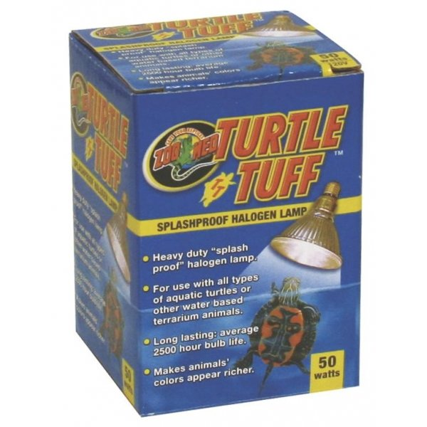 Turtle Tuff Halogen Lamp / Wattage (50) Best Price