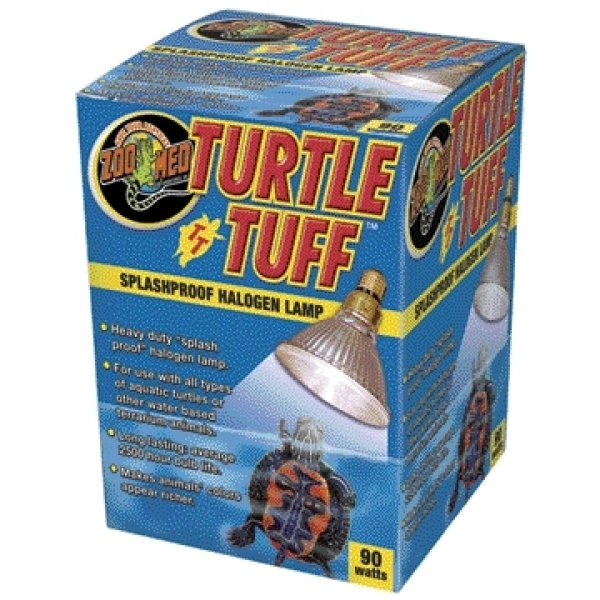 Turtle Tuff Halogen Lamp / Wattage (90) Best Price