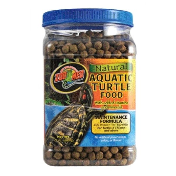Aquatic Turtle Maintenance Food / Size (24 oz.) Best Price