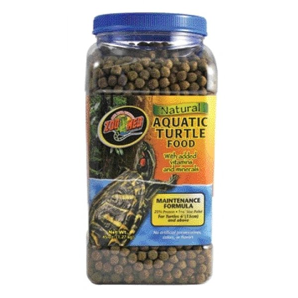 Aquatic Turtle Maintenance Food / Size (45 oz) Best Price
