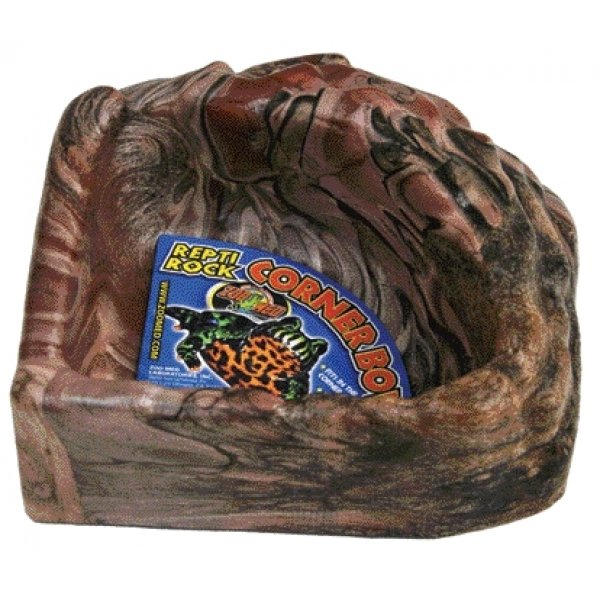Repti Rock Corner Bowl / Size (XLarge) Best Price