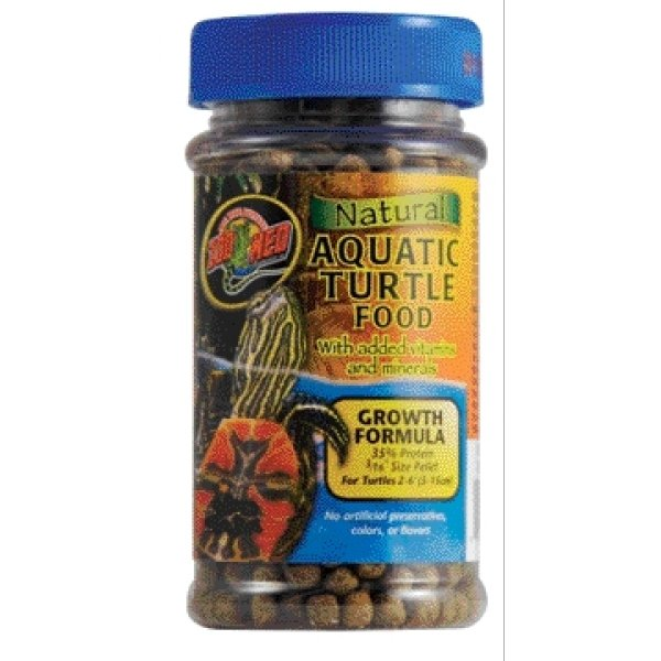 Aquatic Turtle Food Growth Formula / Size (30 oz.) Best Price