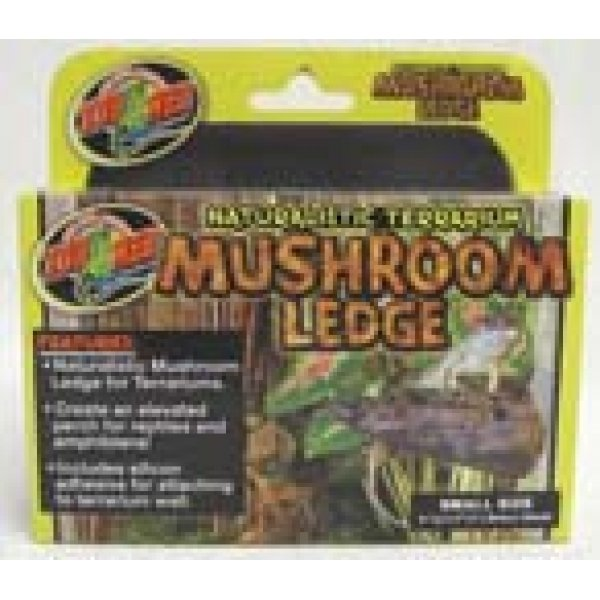 Reptile Mushroom Ledge / Size (Small) Best Price