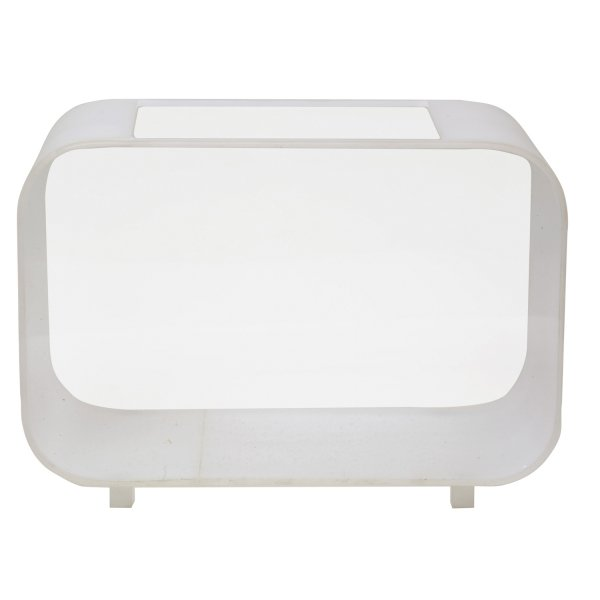Rectangle Betta Condo / Color (White) Best Price
