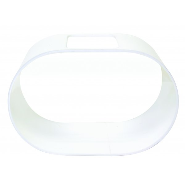 Oval Betta Condo / Color (White) Best Price