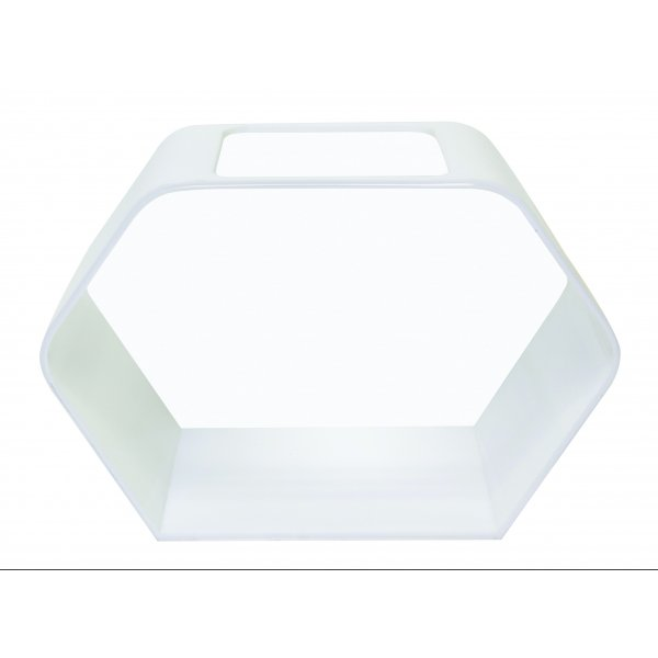 Hexagon Betta Condo / Color (White) Best Price