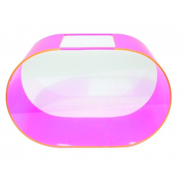 Oval Betta House / Color (Hot Pink) Best Price