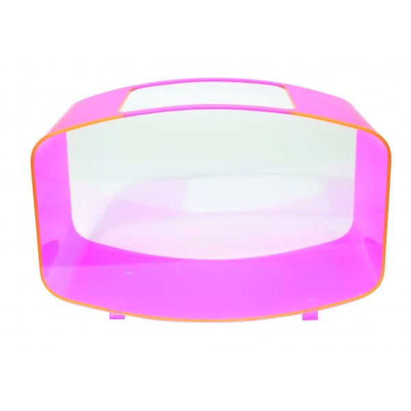 TV Shape Betta House / Color (Hot Pink) Best Price