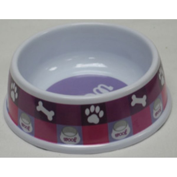 No-tip Pet Melamine Dish / Size (Dog / Pink 6 in) Best Price