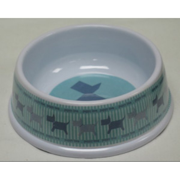 No-tip Pet Melamine Dish / Size (Dog / Pink 8 in) Best Price