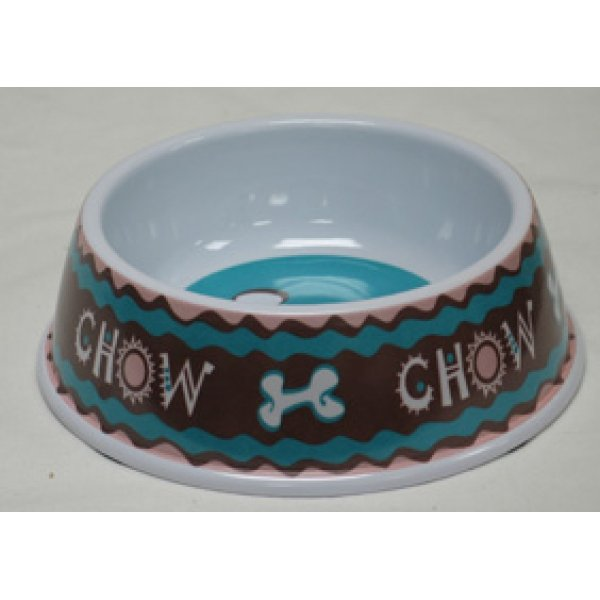Chow No-Tip Melamine Dog Bowl / Size (8 in.) Best Price
