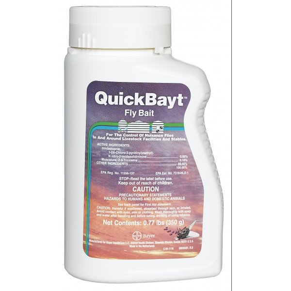QuickBayt Fly Bait  / Size (0.77 lb) Best Price