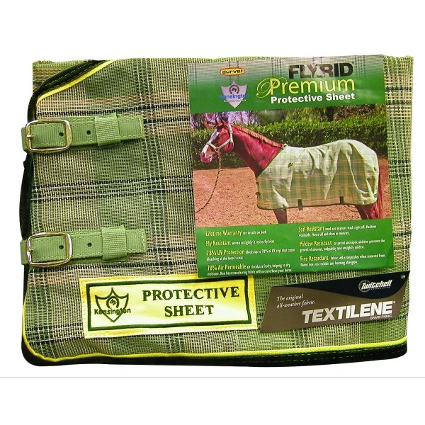 Fly Rid Premium Protective Sheet for Horses / Size (74 in.) Best Price