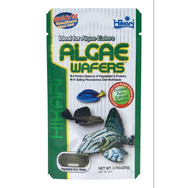 Algae Wafers By Hikari / Size 0.70 Oz