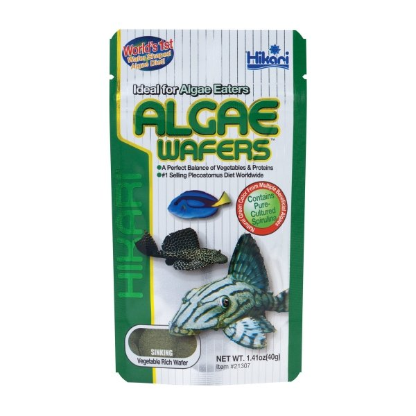 Algae Wafers By Hikari / Size 1.41 Oz