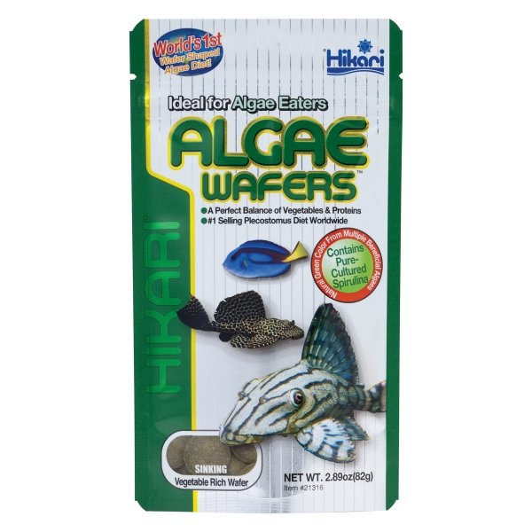 Algae Wafers By Hikari / Size 2.89 Oz