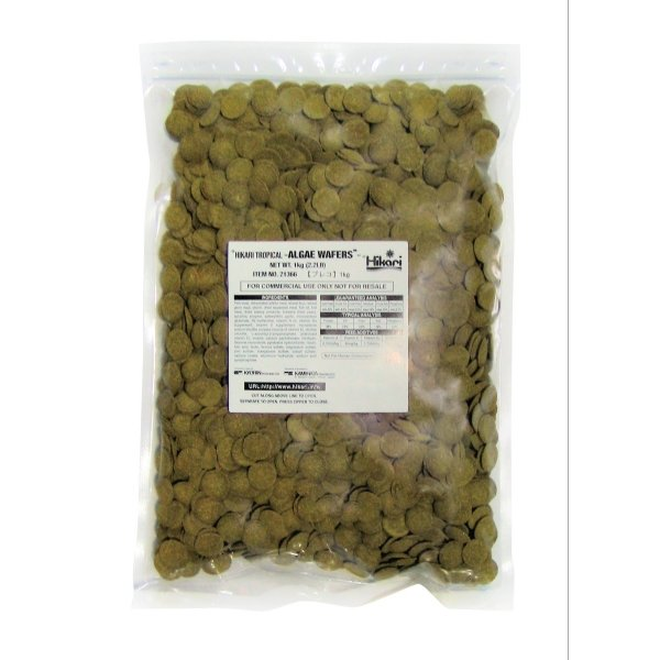 Algae Wafers by Hikari / Size (2.2 lb) Best Price