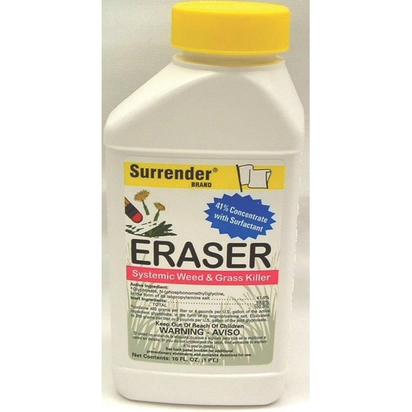 Eraser 41% Systemic Weed Control / Size (16 oz.) Best Price