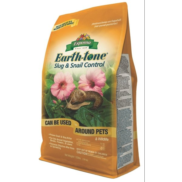 Earth-tone Slug and Snail Control for Gardens / Size (1.25 lbs.) Best Price