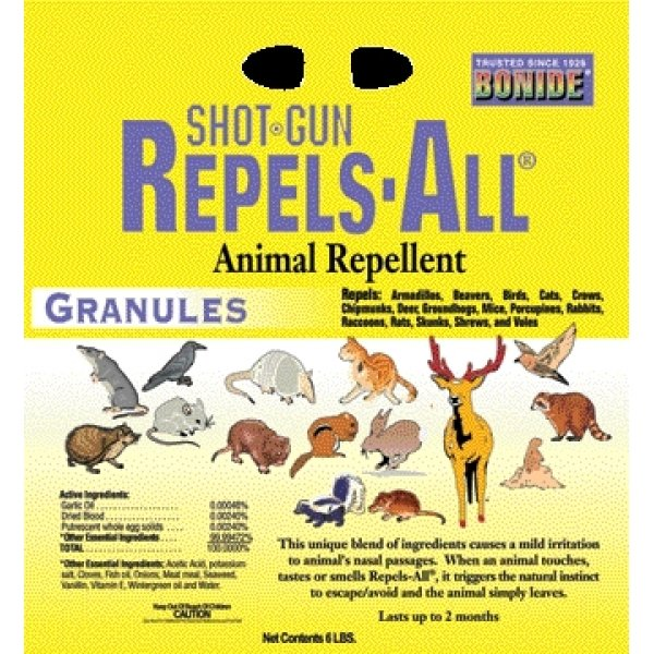 Repels-All Animal Repellent / Size (6 lbs) Best Price