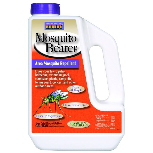 Mosquito Beater Natural Granules / Size (4000 Sq. Ft.) Best Price