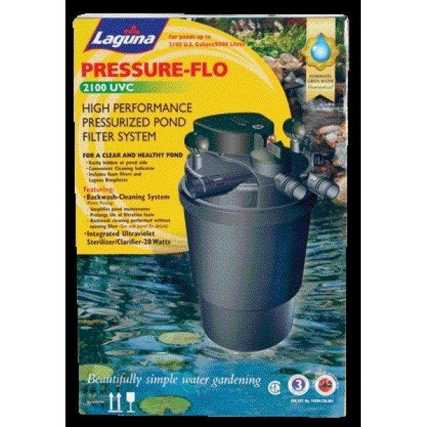 Laguna Pressure Flo Pond Filter / Model 2100
