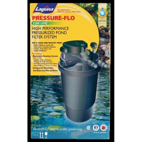 Laguna Pressure Flo Pond Filter / Model 3200