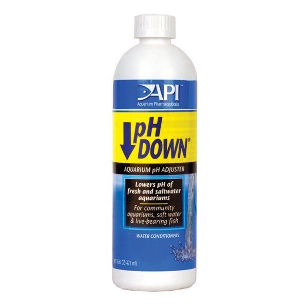 Api Ph Conditoner / Type Ph Down / 16 Ounces