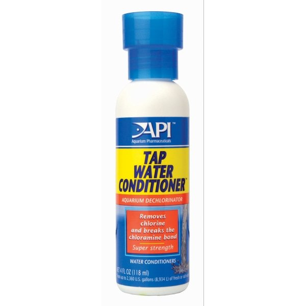 Tap Water Conditioner / Size 4 Oz.