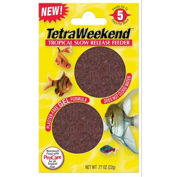 Tetra Fish Feeder Block - 14 days / Size (5 day) Best Price